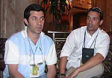 Castro and Silva