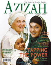 Azizah magazine cover