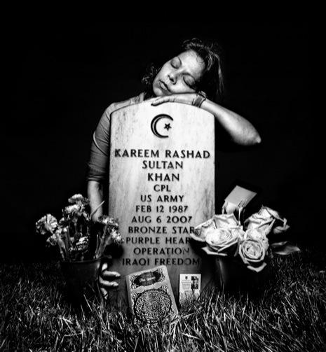Kareem Rashad Sultan Khan, American Muslim Hero