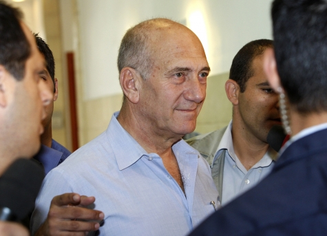 Potentially responsible for War Crimes Against Gazan Palestinians, Olmert is allowed to speak without challenge at Columbia