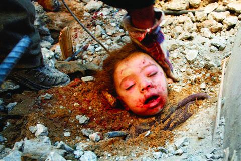 Buried Alive During Israel's Attack on Gaza